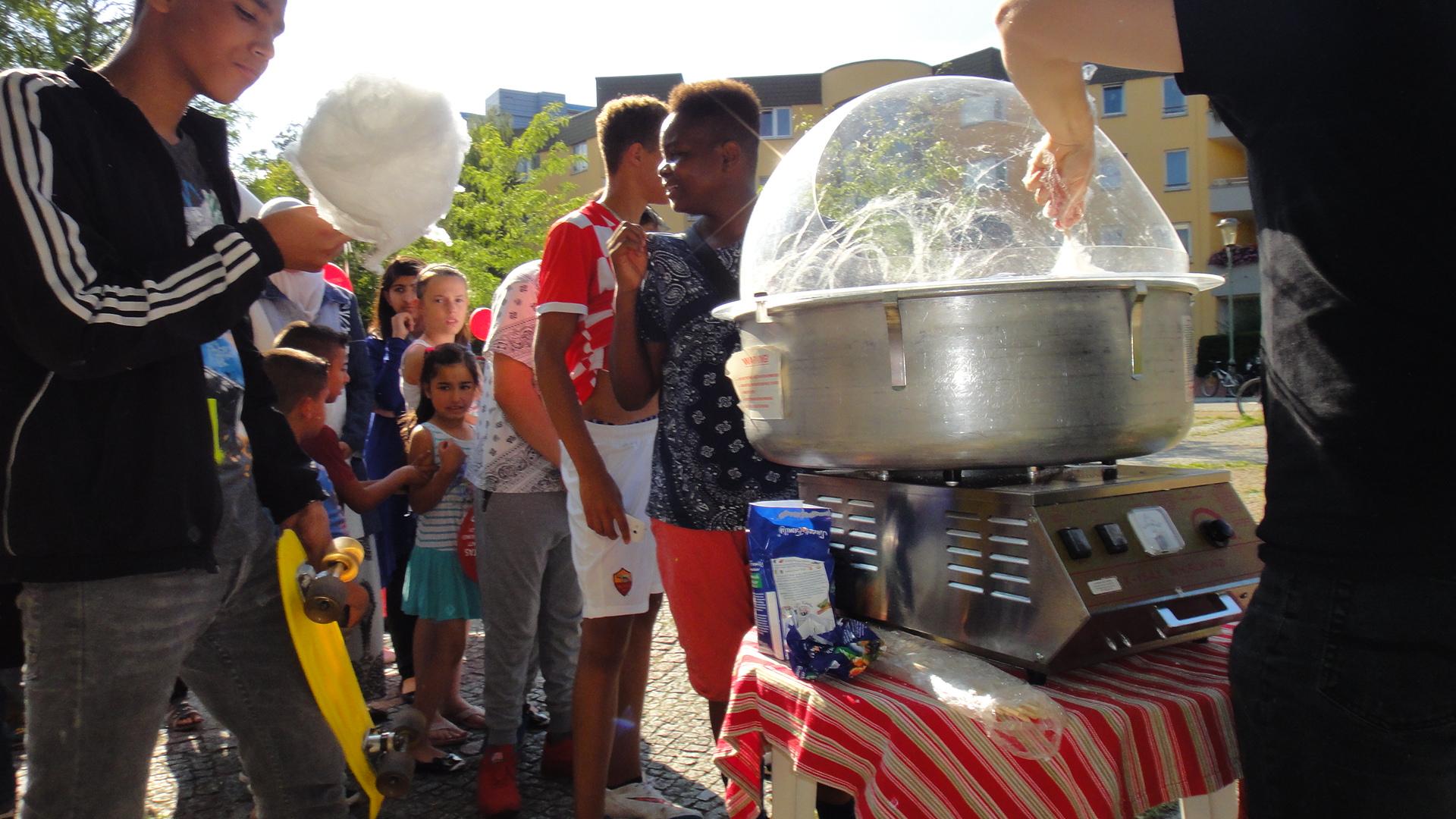 Kinderfest auf dem Scheelemarkt